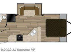 New 2017  Cruiser RV Shadow Cruiser 225RBS by Cruiser RV from All Seasons RV in Muskegon, MI