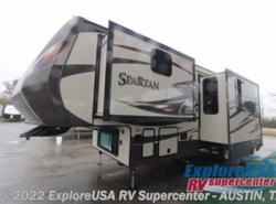 Used 2015  Forest River  Spartan STF1032 by Forest River from ExploreUSA RV Supercenter - KYLE, TX in Kyle, TX