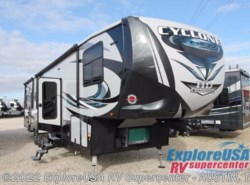 New 2017  Heartland RV Cyclone 4115 by Heartland RV from ExploreUSA RV Supercenter - KYLE, TX in Kyle, TX