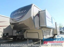 New 2016  Heartland RV Gateway 3900 SE by Heartland RV from ExploreUSA RV Supercenter - BOERNE, TX in Boerne, TX