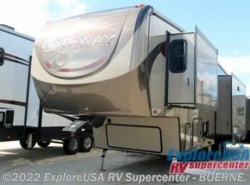 New 2017  Heartland RV Gateway 3400 SE by Heartland RV from ExploreUSA RV Supercenter - BOERNE, TX in Boerne, TX