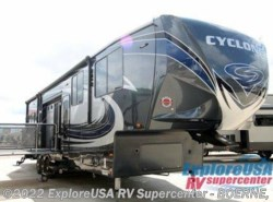 New 2017  Heartland RV Cyclone 4200 by Heartland RV from ExploreUSA RV Supercenter - BOERNE, TX in Boerne, TX