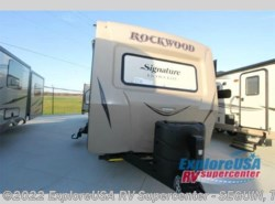 New 2016  Forest River Rockwood Signature Ultra Lite 8326BHS by Forest River from ExploreUSA RV Supercenter - SEGUIN, TX in Seguin, TX