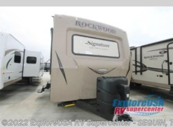 New 2016  Forest River Rockwood Signature Ultra Lite 8312SS by Forest River from ExploreUSA RV Supercenter - SEGUIN, TX in Seguin, TX