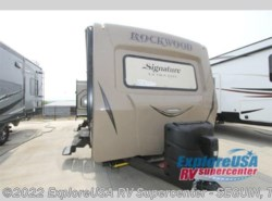 New 2016  Forest River Rockwood Signature Ultra Lite 8327SS by Forest River from ExploreUSA RV Supercenter - SEGUIN, TX in Seguin, TX
