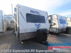 New 2017  Forest River Flagstaff Micro Lite 21FBRS by Forest River from ExploreUSA RV Supercenter - DENTON, TX in Denton, TX