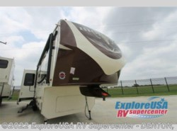 New 2017  Heartland RV Bighorn 3270RS by Heartland RV from ExploreUSA RV Supercenter - DENTON, TX in Denton, TX