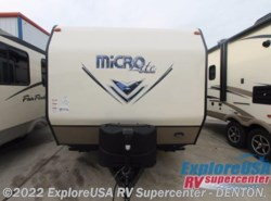 New 2017  Forest River Flagstaff Micro Lite 19FD by Forest River from ExploreUSA RV Supercenter - DENTON, TX in Denton, TX