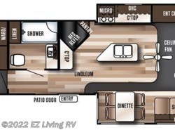 New 2017  Forest River Salem Villa Estate 393FLT by Forest River from EZ Living RV in Braidwood, IL