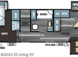 New 2017  Forest River Salem Villa Estate 4092BFL by Forest River from EZ Living RV in Braidwood, IL