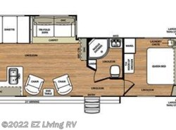 Used 2015  Forest River Wildwood Heritage Glen 282RK by Forest River from EZ Living RV in Braidwood, IL