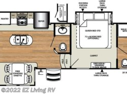 New 2017  Forest River Sandpiper 378FB by Forest River from EZ Living RV in Braidwood, IL
