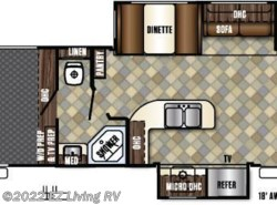 New 2017  Forest River Vengeance 420V12 by Forest River from EZ Living RV in Braidwood, IL