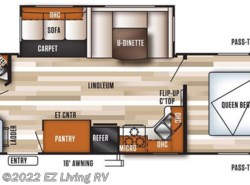 New 2017  Forest River Salem 27DBK by Forest River from EZ Living RV in Braidwood, IL