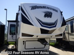New 2017  Grand Design Momentum 388M by Grand Design from Four Seasons RV Acres in Abilene, KS