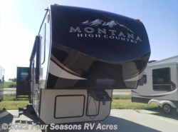 New 2017  Keystone Montana High Country 379RD by Keystone from Four Seasons RV Acres in Abilene, KS