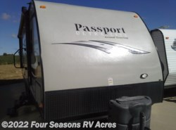 Used 2015  Keystone Passport Ultra Lite Grand Touring 2510RB by Keystone from Four Seasons RV Acres in Abilene, KS