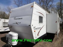 Used 2006  Coachmen Spirit of America Travel Trailer 30TBS by Coachmen from Fretz  RV in Souderton, PA