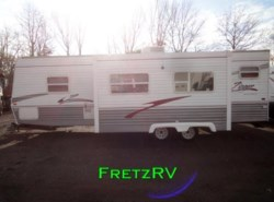 Used 2007  CrossRoads Zinger Travel Trailer 29FB by CrossRoads from Fretz  RV in Souderton, PA