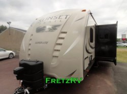 New 2017  CrossRoads Sunset Trail Travel Trailer ST250RB by CrossRoads from Fretz  RV in Souderton, PA