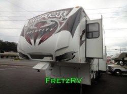 Used 2011  Keystone Raptor Fifth Wheel 3912LEV