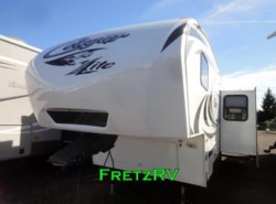 Used 2012  Keystone Cougar XLite Fifth Wheel 26SAB by Keystone from Fretz  RV in Souderton, PA