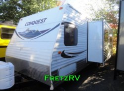 Used 2013  Gulf Stream Conquest Lite Travel Trailer 255BH by Gulf Stream from Fretz  RV in Souderton, PA