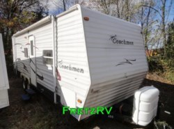 Used 2006  Coachmen Spirit of America Lite Travel Trailer 24TBQ by Coachmen from Fretz  RV in Souderton, PA