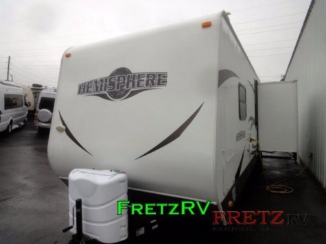2010 Forest River Salem Hemisphere 262RLDS