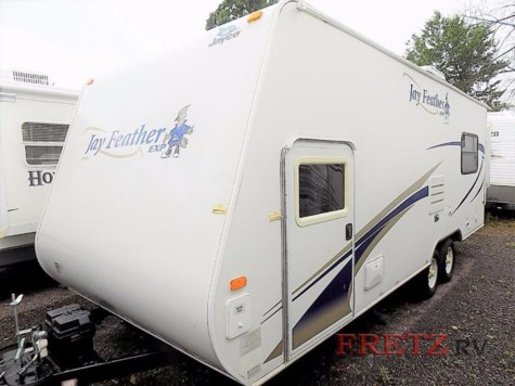 2009 Jayco Jay Feather EXP 213