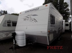 Used 2009 Keystone Springdale 179RD available in Souderton, Pennsylvania