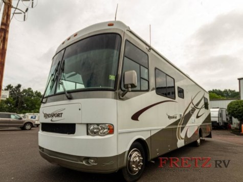 2004 Four Winds International Windsport 34 W MTRH.