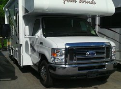 New 2015  Thor Motor Coach Four Winds 22E by Thor Motor Coach from Fuller Motorhome Rentals in Boylston, MA
