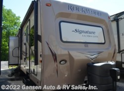 New 2015  Forest River Rockwood Signature Ultra Lite 8327SS by Forest River from Gansen Auto & RV Sales, Inc. in Riceville, IA