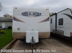 Used 2012  Forest River Salem 27RKSS by Forest River from Gansen Auto & RV Sales, Inc. in Riceville, IA