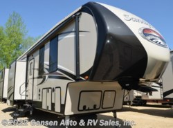 New 2017  Forest River Sandpiper 381RBOK by Forest River from Gansen Auto & RV Sales, Inc. in Riceville, IA