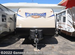 New 2017  Forest River Wildwood X-Lite 263BHXL by Forest River from Gansen Auto & RV Sales, Inc. in Riceville, IA