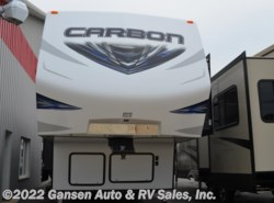 New 2017  Keystone Carbon 357 by Keystone from Gansen Auto & RV Sales, Inc. in Riceville, IA