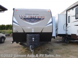 New 2017 Forest River Wildwood 28CKDS available in Riceville, Iowa