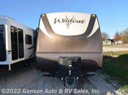 New 2017  Forest River Wildcat 343BIK by Forest River from Gansen Auto & RV Sales, Inc. in Riceville, IA