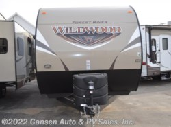 New 2017  Forest River Wildwood 27REIS by Forest River from Gansen Auto & RV Sales, Inc. in Riceville, IA