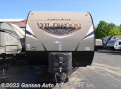 New 2019 Forest River Wildwood 30KQBSS available in Riceville, Iowa