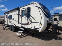 New 2017  K-Z Spree 261RK by K-Z from Gauthiers' RV Center in Scott, LA