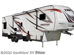 New 2017  Dutchmen Voltage Triton 3551 by Dutchmen from Gauthiers' RV Center in Scott, LA