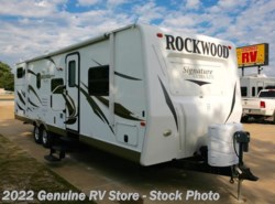 Used 2012  Forest River Rockwood Signature Ultra Lite 8317RKSS by Forest River from Genuine RV Store in Nacogdoches, TX