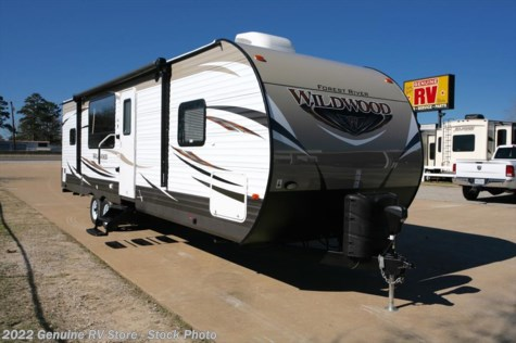 2019 Forest River Wildwood 27RKSS
