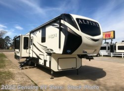 New 2019 Keystone Alpine 3651RL available in Nacogdoches, Texas