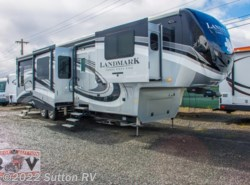 New 2017  Heartland RV Landmark 365 LM MADISON by Heartland RV from George Sutton RV in Eugene, OR