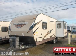 New 2018 Forest River Wildwood T25RLS available in Eugene, Oregon