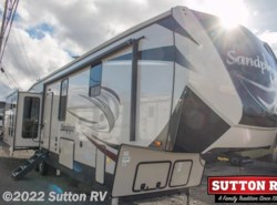 New 2018 Forest River Sandpiper 378FB available in Eugene, Oregon